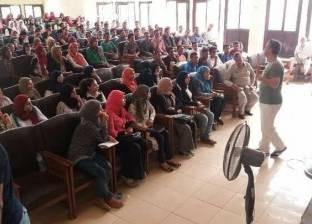 """غلاب: """"محلية دير مواس"""" تنظم دروس تقوية لطلاب الإعدادية والثانوية"""