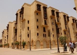 نائب محافظ القاهرة: تسكين 533 أسرة بروضة السيدة