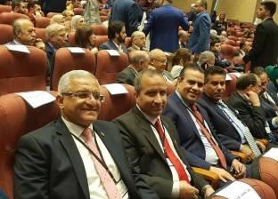 رئيس جامعة المنيا يشارك في الدورة الـ51 لاتحاد الجامعات العربية بلبنان