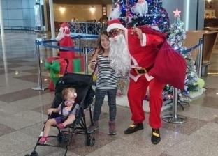 """استمرار احتفالات """"مصر للطيران"""" لعملائها بمناسبة عيد الميلاد المجيد"""