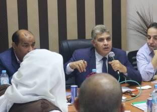 """رئيس """"مستقبل وطن بغرب الدلتا"""": الحزب ظهير سياسي للدولة وليس للحكومة"""