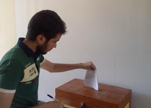 انتخاب أمناء اللجان ومساعديهم على مستوى كليات جامعة سوهاج