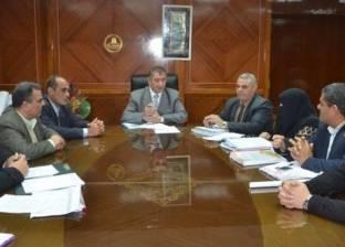 بالصور| محافظ كفرالشيخ يطلب تقريرا مفصلا عن الأماكن الأثرية تمهيدا لزيارة الوزير