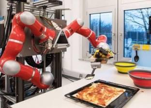 «روبوت» يعد 120 بيتزا فى الساعة