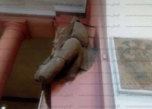 النيابة الإدارية تفتح تحقيقا عاجلا في واقعة «تمثال المسامير» بسوهاج