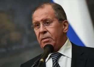لافروف: روسيا نتابع جهود مصر في التوفيق بين الفلسطينيين