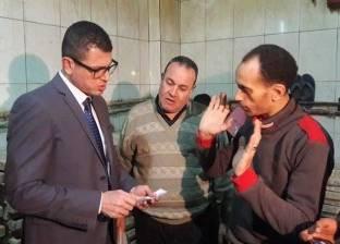 الرقابة الإدارية بالغربية تحرر 11 محضرا خلال جولة على المخابز البلدية بطنطا