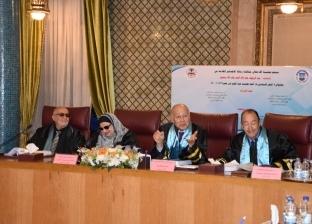 """أبوالغيط يترأس لجنة مناقشة رسالة علمية حول """"سياسة عصمت عبد المجيد"""""""