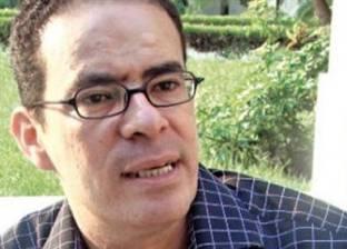 """إبراهيم فرغلي يفوز بجائزة أفضل عمل روائي لكبار الأدباء في جوائز """"ساويرس"""" الثقافية"""