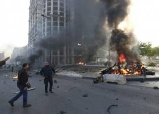 مقتل رجل أمن أردني في انفجار عبوة ناسفة زرعت أسفل سيارة دورية أمنية