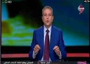 توفيق عكاشة: الشعب المصري لا يشعر بأن القيادة السياسية تخوض حربا شرسة