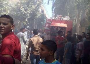عاجل  إنقاذ 17 مريضا بعد السيطرة على حريق نشب في مستشفى أم المصريين