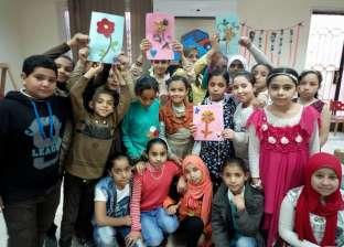 """ورشة فنون تشكيلية للأطفال بـ""""ثقافة السويس"""" مرتين أسبوعيا"""