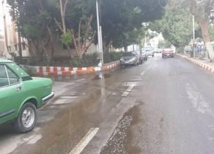 سقوط أمطار في الغردقة.. والأجهزة الأمنية تحذر قائدي المركبات من السرعة