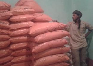 توزيع 30 ألف طن سماد على مزارعي كفر الشيخ