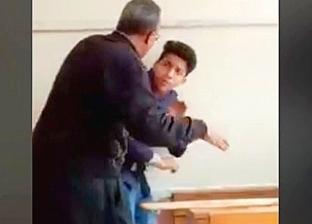 بعد واقعة الإسكندرية.. اعتداء المدرسين على الطلاب عرض مستمر