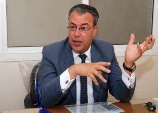 """جامعة مدينة السادات تكرم صلاح سلام عضو """"القومي لحقوق الإنسان"""""""