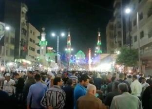 """رئيس مدينة طنطا: رفع 5 آلاف طن قمامة خلفها زوار """"السيد البدوي"""""""