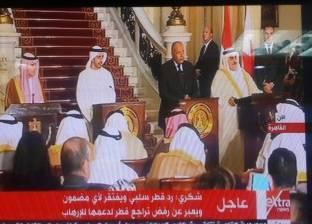 """البحرين: الإخوان استباحوا دماء المصريين ونعتبرهم """"جماعة إرهابية"""""""