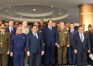 """بالصور  نتائج اجتماع توحيد الجيش الليبي في """"القاهرة"""""""