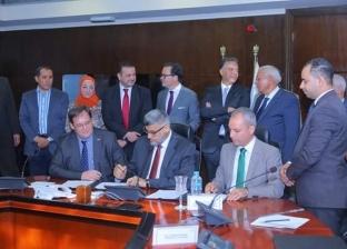 محافظة الدقهلية: توقيع عقد بدء دراسات تنفيذ مترو أنفاق المنصورة