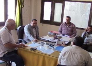 لجنة للكشف على العاملين بمركز كفر سعد لتبين تعاطيهم المخدرات من عدمه