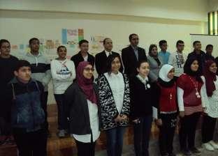 ختام المرحلة الثانية برنامج جامعة الطفل بالمنصورة بمشاركة 68 طفل