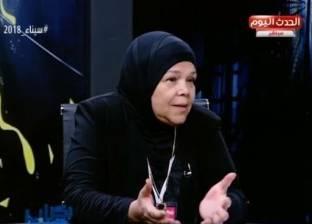"""والدة شهيد: """"نزلت الانتخابات عشان الإخوان ميفتكروش أنهم كسرونا"""""""
