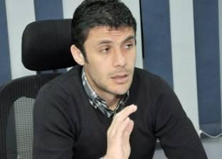 بالفيديو| أحمد حسن: لا توجد منظومة محترفة لإدارة كرة القدم في مصر