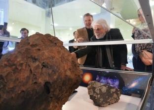 سجن عالم جيولوجيا سنة سرق قطعة من نيزك فضائي روسي