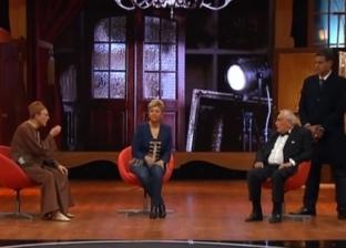 فيديو| الفنان جميل راتب مع محمد صبحي في حلقة خاصة.. سنبل يعود من جديد