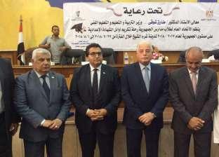 فودة يصرف 100 جنيه مكافأة لأوائل الشهادة الإعدادية: مستقبل مصر المقبل