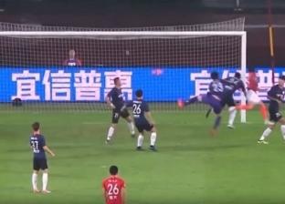 فريق كرة قدم صيني يلعب بـ3 حراس مرمى والنتيجة فادحة