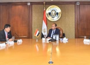 نصار: وفد مصري في كوريا الأسبوع المقبل لدفع ملفات التعاون