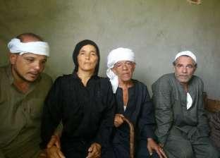 """عم """"قتيل صقر قريش"""": ابن أخي كان يعول والديه و5 أطفال"""