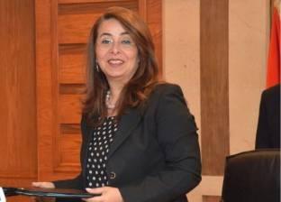 وزيرة التضامن الاجتماعي: الإرهاب يزيدنا إصرارا في معركة التنمية