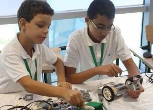 بالأرقام| أولمبياد العلوم المصري في جامعة النيل: 57 طالبا و32 مشروعا