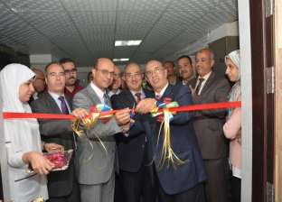 افتتاح جناح للعلاج الخاص والمميز في المستشفى الجامعي بأسيوط