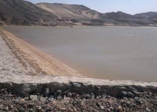 """""""جوفية البحر الأحمر"""": يصعب الاعتماد على مياه السيول المخزنة في سدود سفاجا للزراعة"""