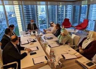 وفد تجاري يزور الإمارات لتجهيزات الجناح المصرى بمعرض إكسبو دبى 2020