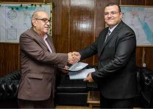 """""""المصرية للكهرباء"""" توقع عقدا لتأمين محطات القاهرة بـ23 مليون جنيه"""