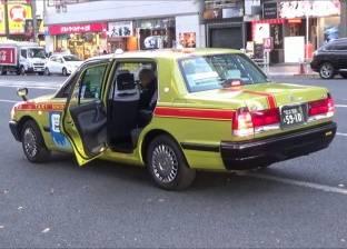 """""""أشباح تسونامي"""" في سيارات الأجرة اليابانية"""