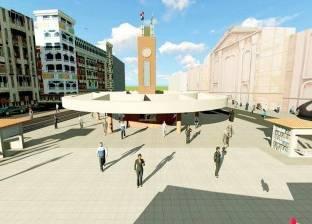 هيئة النقل العام بالإسكندرية تعلن اقتراب افتتاح ميدان محطة الرمل