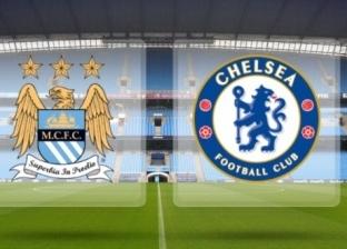 بث مباشر  مباراة مانشستر سيتي وتشيلسي اليوم 10 فبراير 2019