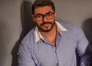 """خالد سليم ينشر مقطع فيديو من فيلمه الجديد """"اتنين في واحد"""""""