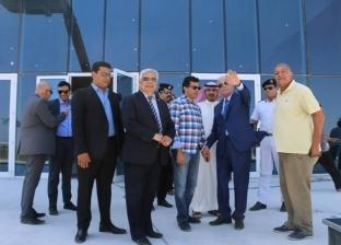 وزير الشباب يدعم مضمار الهجن بشرم الشيخ بـ3 ملايين جنيه