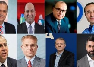 """تعرف على المدراء التنفيذيين المصريين الثمانية في قائمة """"فوربس"""" 2018"""