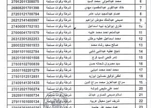 """""""تنمية سيناء"""" يعلن أسماء مستحقي وحدات الإسكان الاجتماعي بمدينة الطور"""