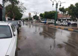 المنيا تعلن حالة الطوارئ.. وتفعيل غرفة الأزمات لمواجهة الطقس السيئ