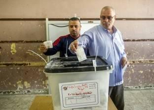 «الجيزة»: المواطنون يحتفلون أمام اللجان على أنغام «قالو إيه» ورئيس لجنة بـ«كرداسة»: الإقبال أكبر من انتخابات «مرسى - شفيق»